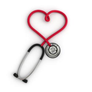 Sykepleier stetoskop